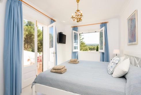 Menorca Villa Rosamond Master Bedroom
