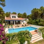 Villa Rosamond Son Parc Menorca