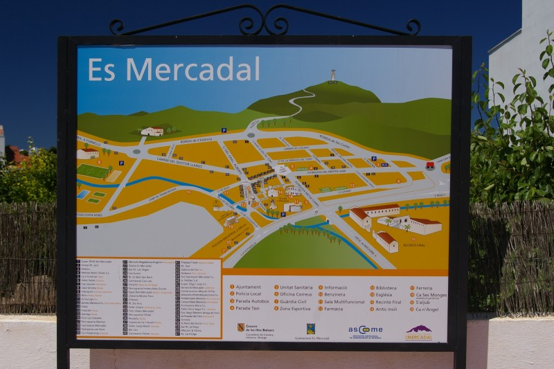 Es Mercadal Menorca Villa Rosamond